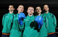 Nevin and O'Neill first up as draw made for boxers