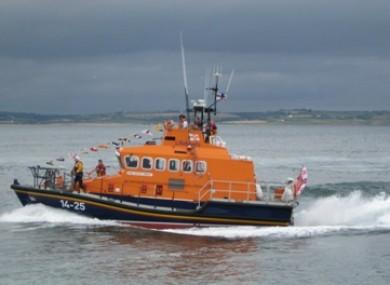 The Ballycotton lifeboat (File photo)