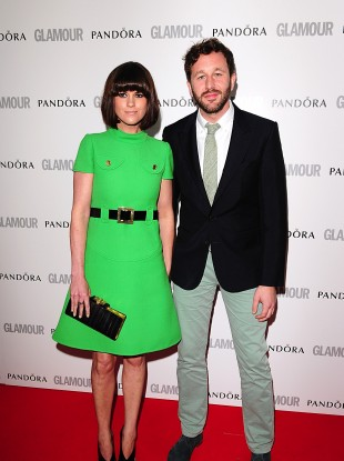 Dawn Porter and Chris O'Dowd