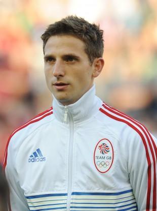 Allen was described as 'English' in the team programme.
