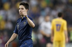 Nasri and France's Euro 2012 bad boys in the dock