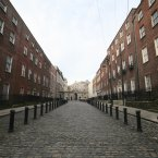Source: (Albert Gonzalez/Photocall Ireland) James Plunkett's historical novel of Dublin during the lockout was converted into a TV series in 1980. Henrietta Street served as one of the main locations, where people lived in squalid conditions in the tenements of the time.