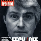 Contents: One day in Craggy Island • Carine Adler interview • Resurrection Man: Stuart Townsend interview; Eoin MacNamee interview (book) • Shorts at Cork Film Festival report