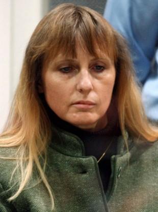 2004 file photo of Michelle Martin.