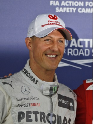 Michael Schumacher is not sorry he returned to F1 three years ago.