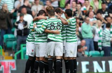 Opening day jitters: Late Commons strike gives Celtic 'lucky' win