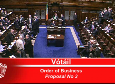 TDs prepare to vote on the Dáil's last sitting day, July 19. Our analysis shows some TDs are far more regular voters than others.