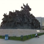 This monument is dedicated to Genghis Khan. (Image: Chaloos/Flickr)