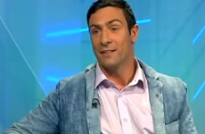 Remember that, eh… gorgeous jacket Ken Egan wore during the Olympics?