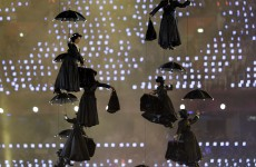 Going once… Mary Poppins kit for sale at London Olympics auction
