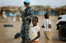 UN peacekeepers missing in Darfur