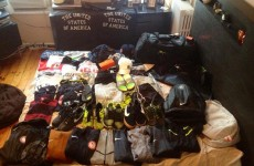 All the Nike gear you get for making the US Olympic team in one photo