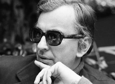 Gore Vidal in LA in 1974