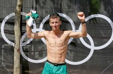 Perfect race bar the result for Cork's Rob Heffernan