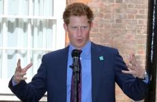 The Dredge: Prince Harry has something 'gigantic'