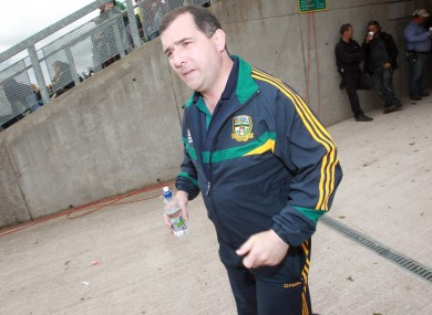 Seamus McEnaney  (file photo)