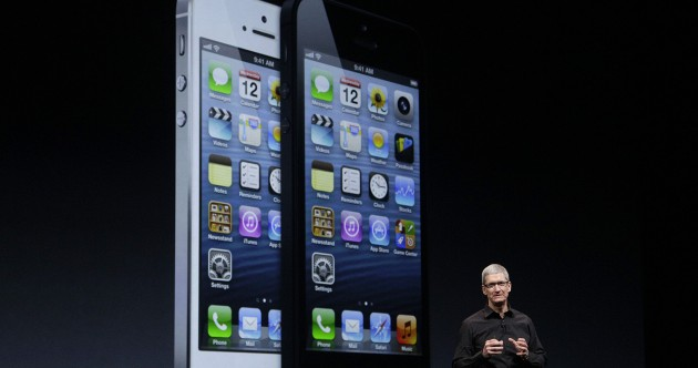 Pics: iPhone 5 likely to be available in Ireland later this month