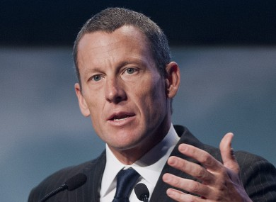 The USADA have branded Armstrong a drugs cheat.