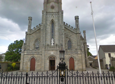Carlow Cathedral, the seat of the Diocese of Kildare and Leighlin.
