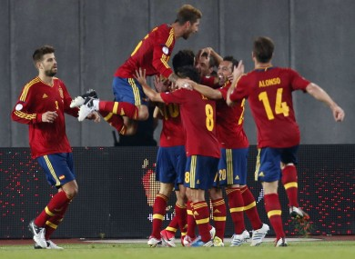 Spanish celebrations.