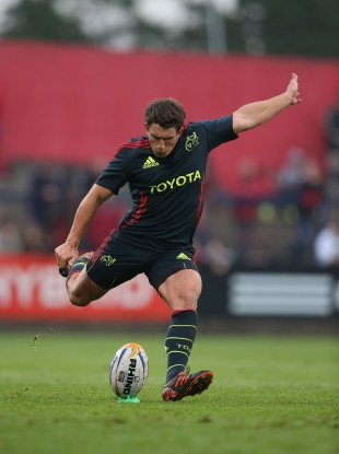 Ian Keatley has 51 points from four games.