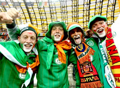 Will Ireland's fans have more away days like Euro 2012 this summer.