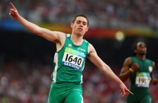 VIDEO: Relive Jason Smyth's gold medal win at the 2008 Paralympics