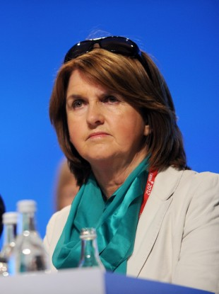 Minister for Social Protection, Joan Burton