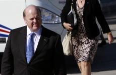 Noonan confident about bank debt deal
