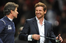 AVB hails Spurs' ambition as Ferguson laments his side 'not defending properly'
