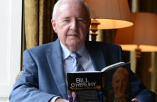 'So, life has been good to me' – Bill O'Herlihy in his own words