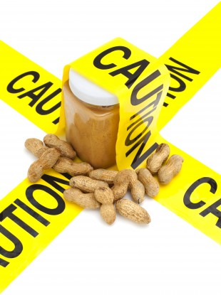 Peanuts - one of the 14 food allergens that must be clearly labelled on products.