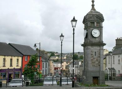 Market Square in Boyle (File photo)