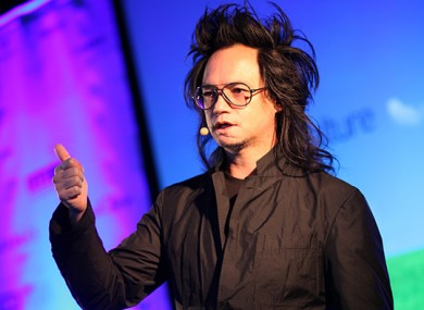David Shing, AOL's 'Digital Prophet'.