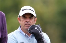 McGinley plays it cool on Ryder Cup captaincy
