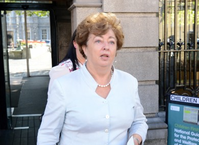 Catherine Murphy's report is aimed at highlighting the disparity in state funding for party members and independents.