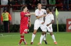 Serbian FA denies racist abuse at under-21 game