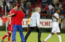 UEFA charge Serbia and England over 'racism' match