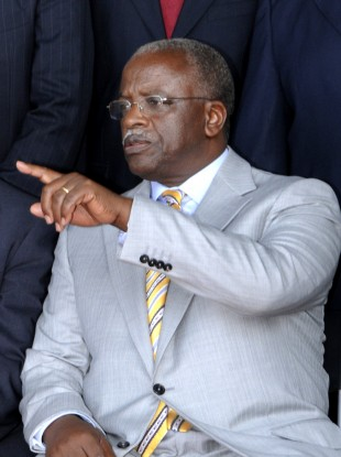 Amama Mbabazi says he did not personally handle any of the Irish funds misappropriated by staff in his department.
