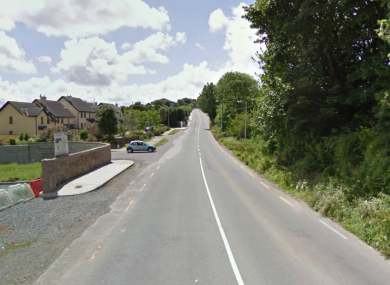 The man was killed after his motorcycle collided with a car at Upper Glanmire, north of Cork city.