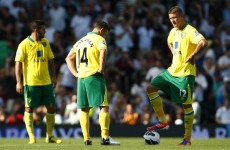 As it happened: Norwich v Arsenal, Premier League