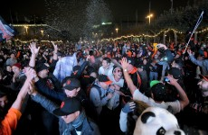 Tigers swept out of Baseball's World Series like rubbish