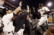 World Series: Giants half-way there as 'MadBum' dominates Tigers