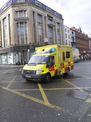 Ambulances blanchard