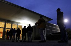 PICS: Queues as people line up to cast their votes in US election