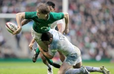 Guinness Series: Trimble ready to emulate O'Driscoll and lay body on the line