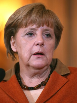 Germany is pushing for am increase in spending.