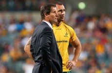 Wallabies boss Deans remains hopeful on Quade Cooper future