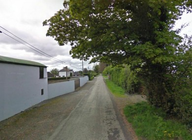 Balrath where gardaí say the crash occurred (File photo)