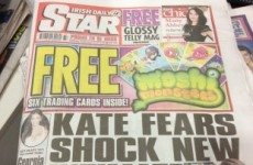 Editor of Irish Daily Star resigns over Kate Middleton topless pics